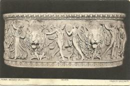 Roma - Museo Vaticano - Fauni E Baccanti - Museos