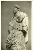 Roma - Ostia Antica - Dettaglio Della Statua Di Roma Victrix - Sculptures