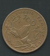 100 Francs 1982 - Polynésie Française  - Laupi 11010 - French Polynesia