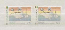 Jamaica 1991 World Meteorological Congress Set MNH - Jamaica (1962-...)
