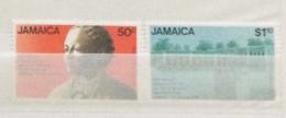 Jamaica 1991 International Council Of Nurses Set And Minisheet MNH - Jamaica (1962-...)