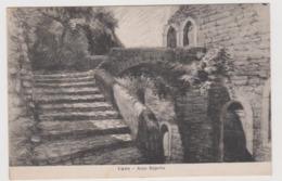 Cave (RM), Arco Rapello  - F.p. - Anni '1910 - Italia