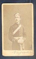 PHOTOGRAPHIE CDV - Napoléon Eugène Louis Jean Joseph Bonaparte, Prince Impérial, Dit Louis-Napoléon - Personnes Identifiées