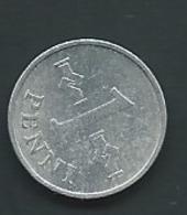Finlande Finland 1 Penni 1974 Alu-   Laupi 11206 - Finland
