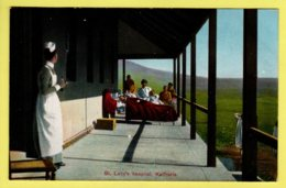 South Africa - Tsolo, St. Lucy's Hospital - S. P. G. Postcard - South Africa