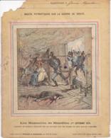 """Ce Ci N Est Pas Un Protège Cahier Mais Une Couverture De Cahier D'écolier (18x22) 4 Pages """"Guerre 1870 71"""" Récits - Book Covers"""
