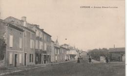 *** 32 *** CONDOM  Avenue Alsace Lorraine - écrite Excellent état - Condom