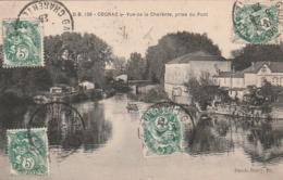 *** 16  ***  COGNAC  Vue De La Charente Prise Du Pont - TTB - Cognac