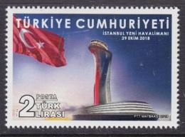 16.- TURKEY 2018 ISTANBUL NEW AIRPORT - 1921-... Republic