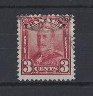 CANADA...KING GEORGE V.(1936-52)....3c.....SG277...VFU.. - Used Stamps