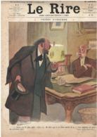 Le Rire 475 - 09.03.1912 - Guillaume - Gervèse Marine Sous-marin - Retraites Militaires - Books, Magazines, Comics