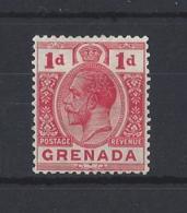GRENADA......KING GEORGE V.(1910-36).....1d........SG113.....MH.. - Granada (...-1974)