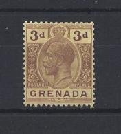 GRENADA......KING GEORGE V.(1910-36).....3d........SG96a.........MH.. - Grenade (...-1974)