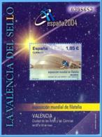 España. Spain. 2003. HB. Exposicion Mundial De Filatelia. Valencia 2004 - 2001-10 Nuevos & Fijasellos