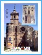 España. Spain. 2004. HB. Monasterio De Santa Maria De Carracedo - 2001-10 Nuevos & Fijasellos