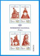 España. Spain. 2004. Patrimonio Nacional. Relojes - 2001-10 Nuevos & Fijasellos