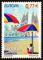 España. Spain. 2004. EUROPA. Vacaciones - 2001-10 Nuevos & Fijasellos
