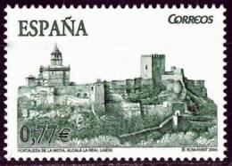 España. Spain. 2004. Castillo. Fortaleza De La Mota. Alcala La Real. Jaen - 2001-10 Nuevos & Fijasellos