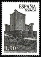 España. Spain. 2004. Castillo De Villafuerte De Esgueva. Valladolid - Castillos