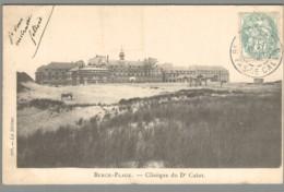CPA 62 - Berck Plage - Clinique Du Docteur Calot - Berck
