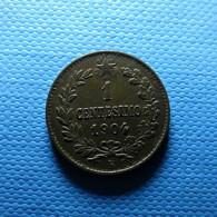 Italy 1 Centesimo 1904 R - 1861-1946: Königreich