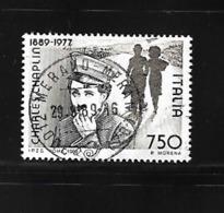 Italie 1989 Yvert 1826 Oblitéré (AA3) - 1981-90: Usati