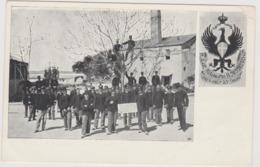 Cagliari, Plotone Autonomo Di Sussistenza, Divisione Militare 25° - F.p. - Anni '1900 / '1910 - Cagliari