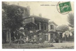 33-SAINT-GIRONS-Château Virou...1913  Animé - France