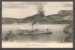 Carte P ( Le Caprice Du Lac De Joux ) - VD Vaud