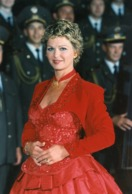 LA COMEDIENNE  JEANE MANSON   L'epouse  De  RICHARD BERRY  1999 - Personnes Identifiées