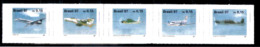 630  Airplanes - Avions - Brasil Yv 2310-14 MNH - 1,25 (3) - Avions