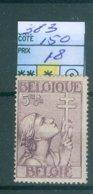 383 X  COB 150.00€ - Belgium