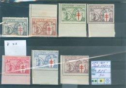 394-400 X 398 Xx COB 225.00€ - Belgium