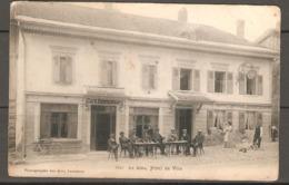 Carte P De 1908 ( Le Lieu Hôtel De Ville ) - VD Vaud