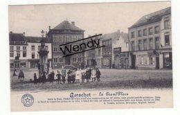 Aarschot (la Grand'Place - Animée) - Aarschot