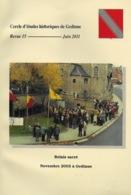 Cercle D'études Historiques De Gedinne. Willerzie - Graide - Boiron - Louette-Saint-Pierre  - Herbois.... 2011 - Belgique