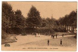 KOEKELBERG - Parc Elisabeth - Koekelberg