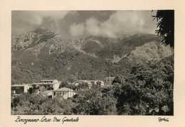 """/ CPSM FRANCE 20 """"Corse, Bocognano, Vue Générale"""" - Frankrijk"""