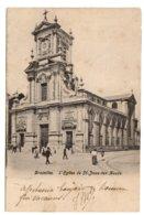 ST-JOSSE-TEN-NOODE - L'Eglise - Dos Non Divisé - St-Josse-ten-Noode - St-Joost-ten-Node