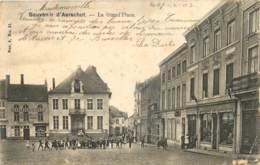 Belgique - Souvenir D' Aerschot - La Grand' Place - Série 4 N° 21 - Petit Défaut - Aarschot