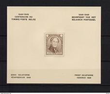 E 55 PROEF DELPIERRE HERDRUK 1949  POSTFRIS** - Commemorative Labels