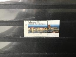 Nederland / The Netherlands - Unesco, Werelderfgoed 2014 - Used Stamps