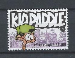 4294 Kid Paddle Strip Postfris** 2013 - Belgium