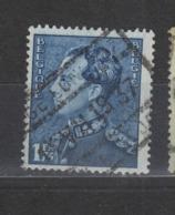 COB 430 Oblitération Chemins De Fer LIEGE Longdoz - 1936-1951 Poortman