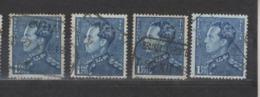 COB 430 Oblitération Télégraphiques - 1936-1951 Poortman