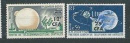 REUNION N° 355/56 ** TB - Unused Stamps