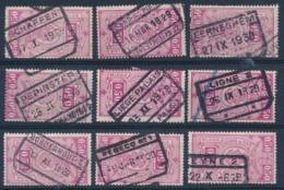 TR 141 - 9 Ex. - Zie Detail - (ref. 29.434) - 1923-1941