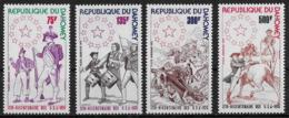 DAHOMEY - BI-CENTENAIRE DES ETATS-UNIS - PA 238 A 241 - NEUF** - Unabhängigkeit USA