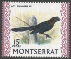 Montserrat. 1970 Birds. 15c MNH. SG 248 - Montserrat