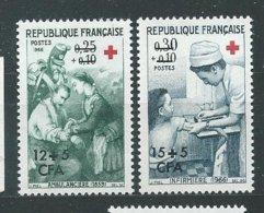 REUNION N° 370/71 ** TB - Unused Stamps